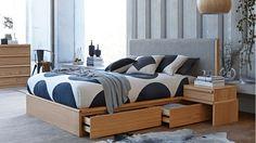 Killarney 4 Drawer Bed Base | Domayne