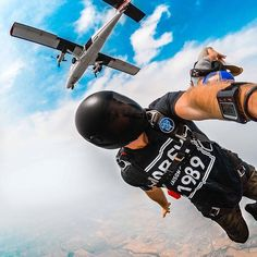 I Want To Do This! #skydive #adrenaline #awesome