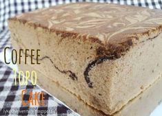 LY's Kitchen Ventures: Coffee Topo Sponge Cake