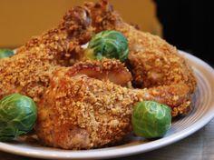 Popchip Salt & Pepper Chicken  http://www.bluebonnetsandbrownies.com