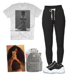"""Bryson Tiller-Don't Worry/Molly"" by shadea04 on Polyvore featuring Lija and Retrò"