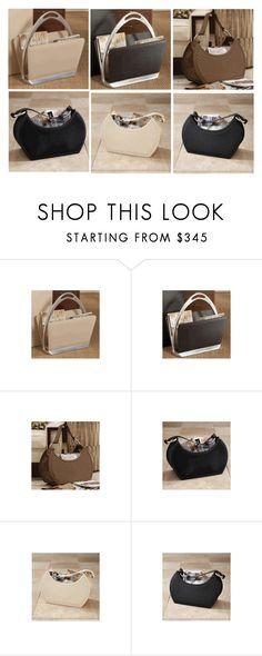"""Handbag Magazine Holders"" by instyledecor ❤ liked on Polyvore featuring magazine holders and handbags"