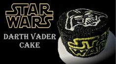 how to make a star wars cake Star Wars Birthday Cake, Funny Birthday Cakes, Star Wars Cake, Funny Cake, Star Wars Party, Birthday Cupcakes, Birthday Recipes, 17th Birthday, Boy Birthday