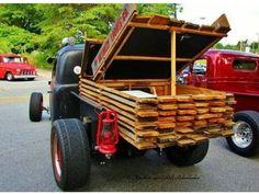 pictures of rat rod trucks Hot Rod Trucks, Cool Trucks, Big Trucks, Chevy Trucks, Pickup Trucks, Cool Cars, Truck Drivers, Dually Trucks, Semi Trucks