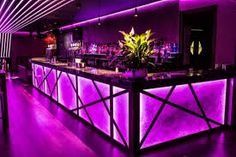 Led light strip projects google search led lighting pinterest great use of led strip lights in a bar mozeypictures Images