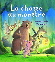 La chasse au monstre de Tim Warnes…