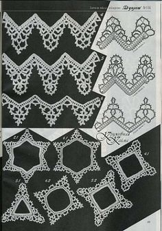 Duplet No 116 Russian crochet patterns                              …