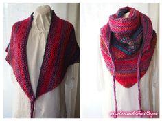 Trendy châle laine katia 104