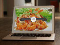 Site do chef Tomaz Guilherme. Galeria de fotos e conteúdo personalizado.