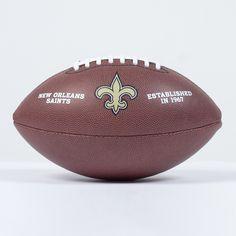 Ballon NFL New Orleans Saints   http://touchdownshop.fr/taille-officielle/446-ballon-nfl-new-orleans-saints.html