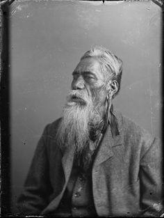 Renata Tama-ki-Hikurangi Kawepo. Carnell, Samuel 1832-1920 :Maori portrait negatives. Ref: 1/4-022223-G. Alexander Turnbull Library, Wellington, New Zealand. http://natlib.govt.nz/records/22494833