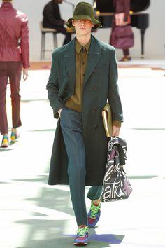 Burberry Prorsum: menswear spring/summer 2015