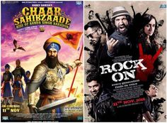 Overseas box office collection: Chaar Sahibzaade  Rise of Banda Singh Bahadur beats Rock On 2 in 1st weekend
