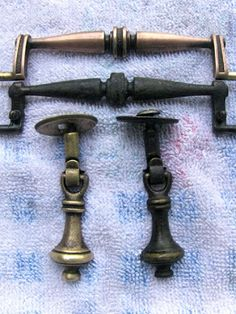 MAY DAYS: How To Clean Brass Hardware