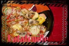 This is a recipe for Ratatouille, healthy and delicious Enjoy!