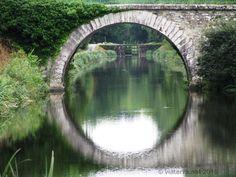 canal nantes brest chateauneuf du faou