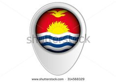 Find Map Pointer Flag Illustration Country stock images in HD and millions of other royalty-free stock photos, illustrations and vectors in the Shutterstock collection. Kiribati Flag, Flag Vector, Pointers, Royalty Free Stock Photos, Map, Country, Illustration, Stylus, Rural Area