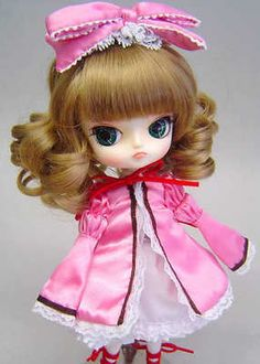 DAL Hina Ichigo Rozen Maiden Pullip Doll IN STOCK US