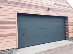 Hormann Titan double sectional garage door **FITTED**
