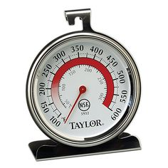 Amazon.com: Taylor Precision Products Classic Series Large Dial Thermometer (Oven): Kitchen & Dining