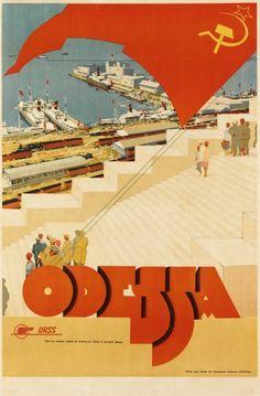 Каникулы за железным занавесом: как СССР рекламировал свои курорты