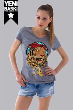 #sekizcom #woman #girl #tshirt #shopping #gri #tasarım #design #baski #fashion #clothing #sweatshirt #uzunkollu #2pac #tiger #new