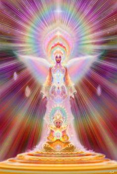 Somos Luz y conciencia pura