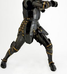 English armor c. 1440-60   t.capwell, via Flickr