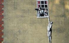 Banksy: el anonimato del arte urbano - Cultura Colectiva - Cultura Colectiva