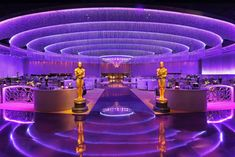Academy of Motion Picture Arts and Sciences' Governors Ball produced by @CherylCeccchetto #Oscars #Eventprofs | SocialTables.com | Event Planning Software