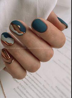 Nail Manicure, Gel Nails, Acrylic Nails, Nail Polish, Shellac, Nail Design Stiletto, Nail Design Glitter, Stylish Nails, Trendy Nails