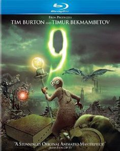 9 (2009) ($8.21) This was a very well done animated movie. - Each character epitomizes various aspects of humanity: fear, survival, strength, courage, endurance, memory, self-sacrifice, etc. - And that's JUST the thing with this movie -- without giving too much away about the plot or how the movie ends -- the characters are very one-dimensional. http://www.amazon.com/exec/obidos/ASIN/B002UOMGZQ/hpb2-20/ASIN/B002UOMGZQ