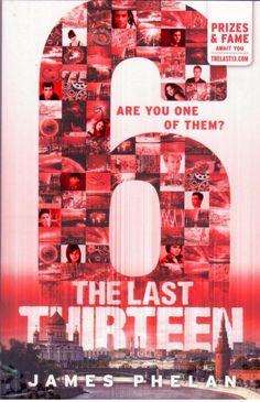 The Last Thirteen -  6  (Six)  - Book 8 by James Phelan - NEW