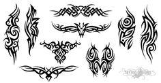 tribal tattoo Designs -  http://tattoosnet.com/tribal-tattoo-designs.html  http://tattoosnet.com/wp-content/uploads/2014/03/tribal-tattoo-Designs.gif
