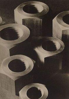 Margaret Bourke-White, Mechanical Nuts, 1930