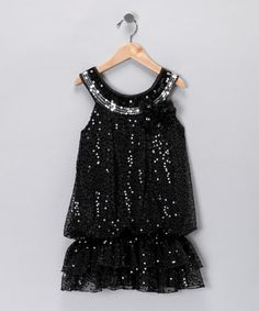 Love that there is such glamorous party dresses for little girls!