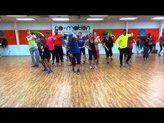 ▶ TE VES BUENA by El Dusty - Cumbia Choreo by Lauren Fitz - YouTube