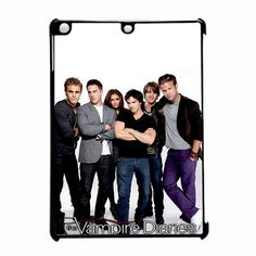 TV Series Vampire Actors iPad Air Case