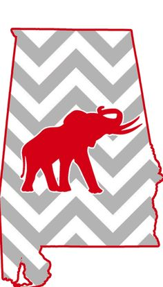 1000 images about chevron crazy on pinterest chevron for Alabama football mural