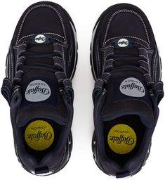 cfc3afecaeefa Nubuck Marino Low-Top Platform Sneaker  original clumpy comeback Platform  Sneakers