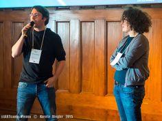 Fotos von der Crowdfunding-Session beim #scvie 2015 im MAK   https://flic.kr/p/C2nXpn | Ohne Titel | 10.12.2015, Wien. stARTcamp Vienna im MAK // Photocredit: Karola Riegler
