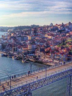 Ponte D.Luiz, Porto foto de Helena Sampaio