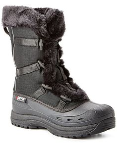 Baffin Womens Snowcloud Snow BootBlackBlack10 M US -- To view further for this item, visit the image link.
