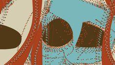#typography #audioreactive  #persiann_art #persiancalligraphy #nastaliq #generativeart  #نقاشيخط  #خوشنويسى  #خط  #khat