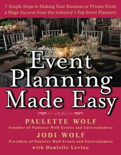 Event Planning Made Easy