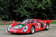 Alfa Romeo Tipo 33/2 Daytona Coupé