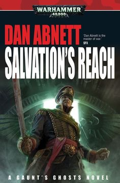 Next up to read...not HIGH-larious, just really frakking good if any of Dan Abnett's other books are any indication.