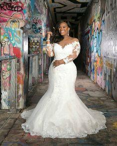 Plus Size Sexy White Long Sleeve Wedding Dress Party Dress Prom Dress Evening Dress Wedding Gown plus size wedding gowns Dresses Elegant, Plus Size Wedding Gowns, Sexy Wedding Dresses, Cheap Wedding Dress, Bridal Dresses, Prom Dresses, Dress Prom, Wedding Dress Shopping, Beach Dresses