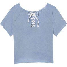 Hoodies and Sweatshirts - PINK ($47) ❤ liked on Polyvore featuring tops, hoodies, sweatshirts, pink hoodie, victoria secret sweatshirt, pink sweatshirts, blue sweatshirt and crewneck sweatshirt