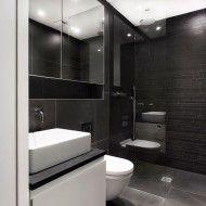 Grey Compact Bathroom Designs and idea